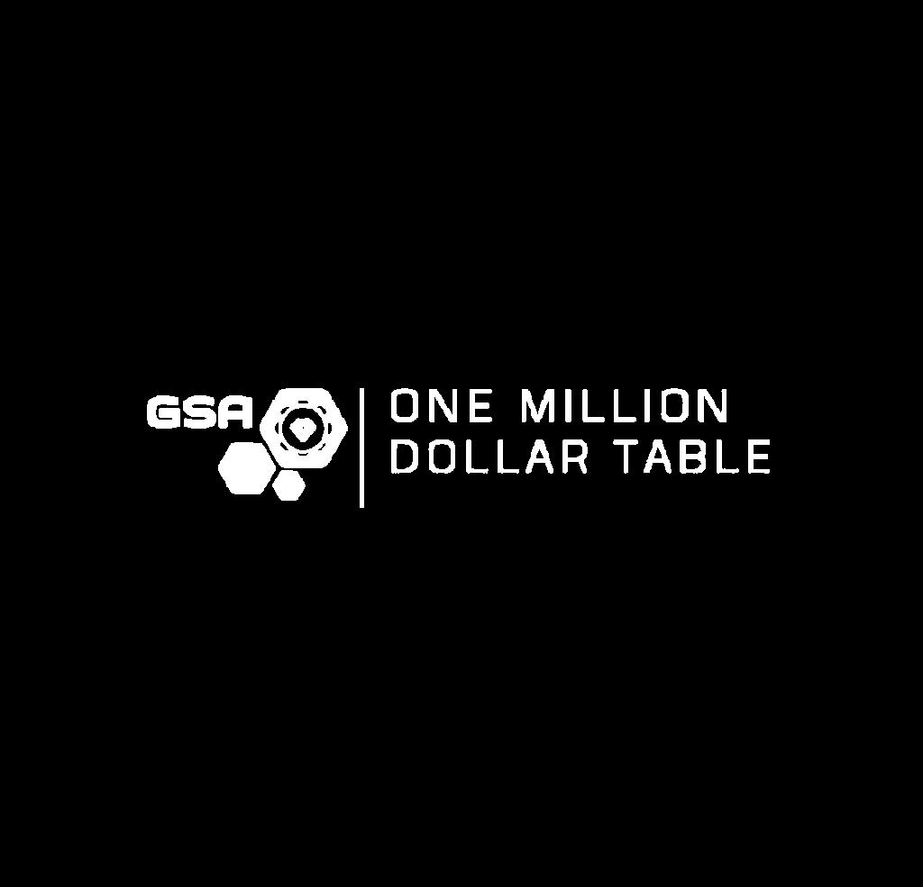 GSA_one_million_dollar_table